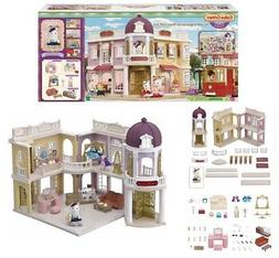 Calico Critters Town Grand Department Store Play Set Rabbit