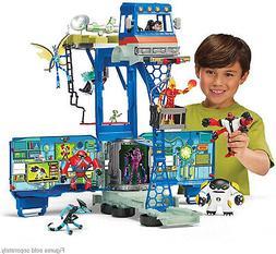 BEN 10 Toy Rustbucket Vehicle Playset Kids Perfect Gift Set