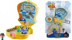 Toy Story 4 Pet Patrol Playset Officer Giggle McDimples Figu