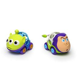Disney Baby Toy Story Go Grippers 2-Pack