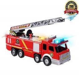 Toys For Boys Kids Children Fire Truck for 3 4 5 6 7 8 9 10
