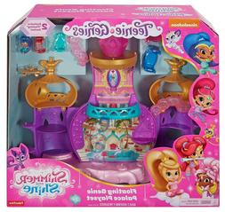 Toys for Girls Shimmer and  Shine Floating Genie Palace Play