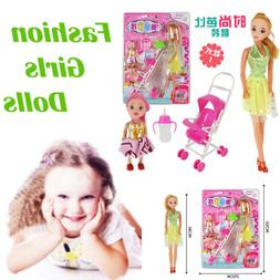 Toys For Kids Xmas Gift Cute Princess House Girl Baby Toy Pl