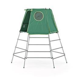 TP Toys Explorer 2 Platform & Tent Climbing Set Jungle Gym