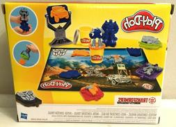 Play-Doh Transformers Robots in Disguise