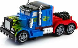 Toysery Transforming Robot Car for Kids Perfect Car Gift for