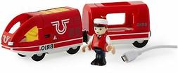 Brio TRAVEL RECHARGEABLE TRAIN Wooden Toy Train