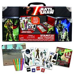 Star Wars Ultimate Activity Case Play Set