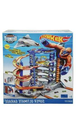 Hot Wheels Super Ultimate Garage Playset NEW FAST SHIPPING B