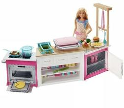 Barbie Ultimate Kitchen Playset  - Barbie Dough - Make Pies