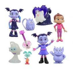 Vampirina Hauntley Disney Playset 9 Figure Cake Topper *USA