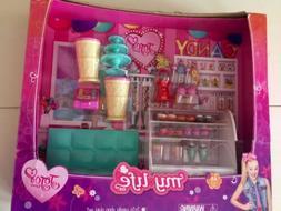 VHTF! My Life Jojo Siwa Candy Shop Store Play Set - IN HAND!