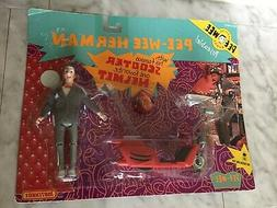 Vintage 1980s Matchbox Pee Wee Herman and His Scooter Play S