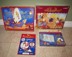 Vintage Mattel Disney Aladdin Anchors Away Sailing Ship Colo