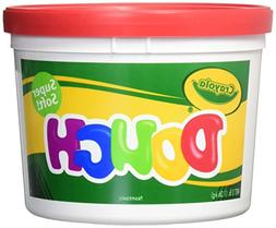 Crayola BIN570016 Super Soft Modeling Dough, Assorted Colors