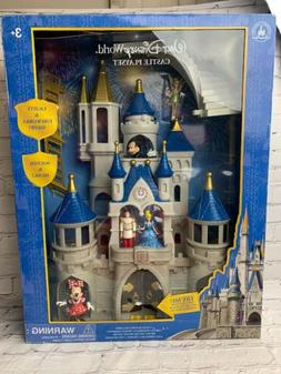walt world parks cinderella castle large playset