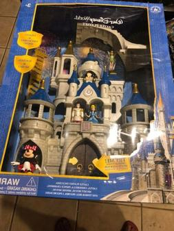Walt Disney World Parks Cinderella Castle Large Playset Play