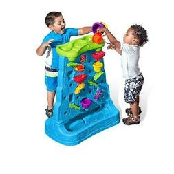 waterfall discovery wall playset kids toddler water