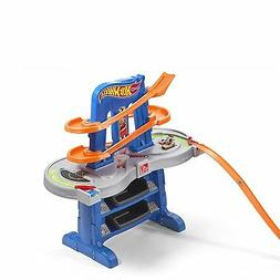 Step2 Hot Wheels Road Rally Raceway Die-Cast Car Play Table