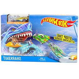 Hot Wheels Shark Bait   1 Vehicle Included   Stop The Attack