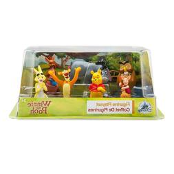 Disney Winnie The Pooh 7-piece Figure Play Set