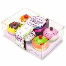 Wood Eats! Scrumptious Cupcakes Dessert Set  by Imagination