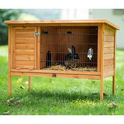Wooden Rabbit Hutch and/or Play Pen Indoor/Outdoor Water-Res