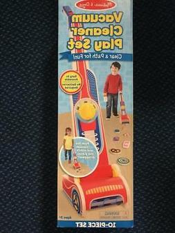 Melissa & Doug Wooden Vacuum Cleaner Play Set