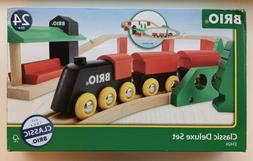 BRIO World - 33424 Classic Deluxe Railway Set | NEW Missing