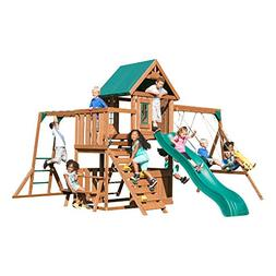 Swing-N-Slide WS 8351 Knightsbridge Plus Swing Set with Slid