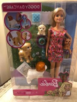 YOU CAN BE ANYTHING...BARBIE DOGGY DAYCARE. NEW